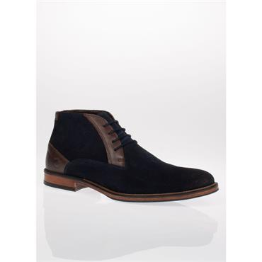 POPE NAPIER CASUAL BOOT - NAVY