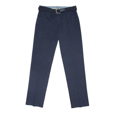 MAGEE DUNGLOE CLASSIC FIT CASUAL TROUSER - NAVY