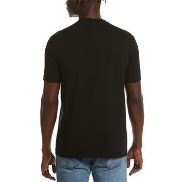 PENGUIN PLAIN T-SHIRT - BLACK
