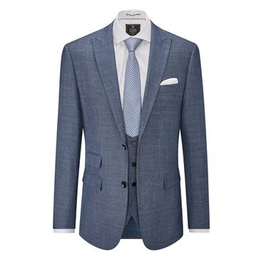 SKOPES ORTONA TAILORED SUIT - BLUE