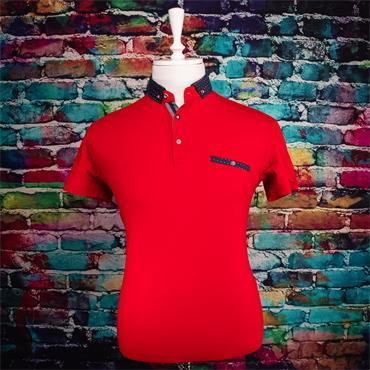 ADVISE POLO - RED