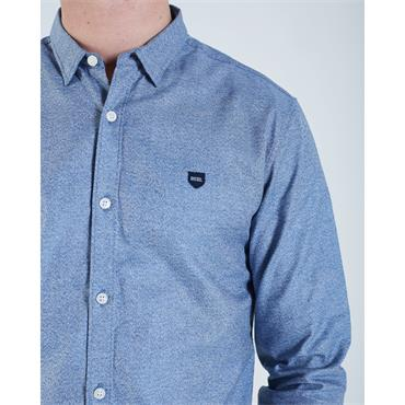 DIESEL HEUSTON GRINDLE SHIRT - BLUE