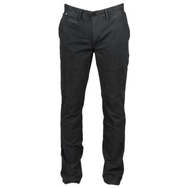 ANDRE TRENT STRAIGHT CHINO - CHARCOAL