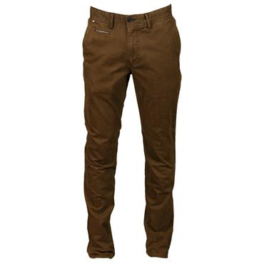 ANDRE TRENT STRAIGHT CHINO - GOLD