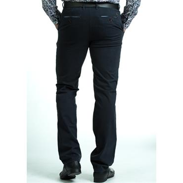 ANDRE TRENT STRAIGHT CHINO - NAVY