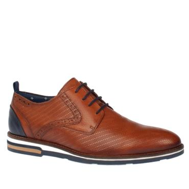 POPE WOOD END CASUAL SHOE - TAN