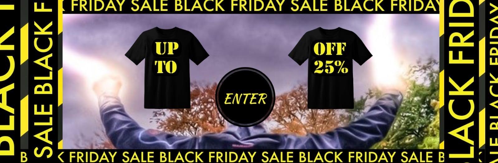 BLACK FRIDAY, Shop now »