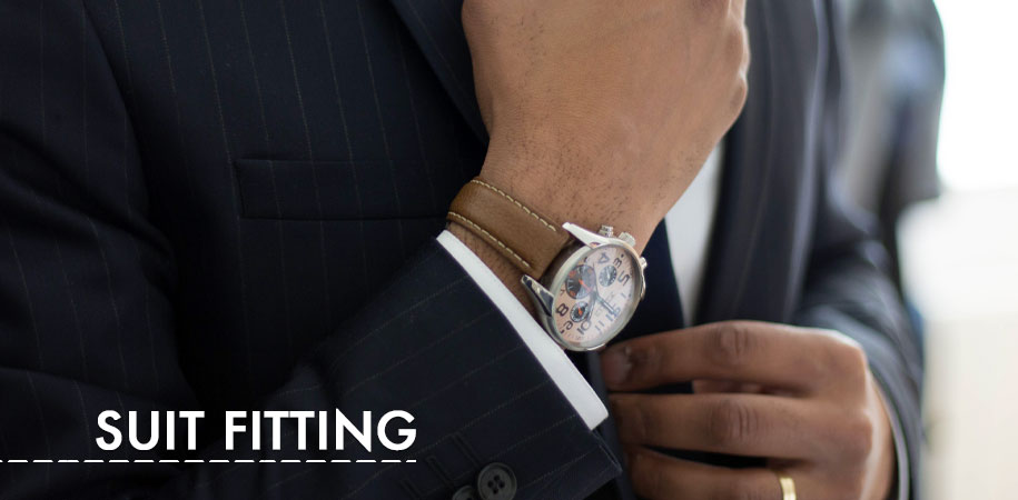 Suit Fitting Service