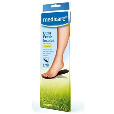 Medicare Ultra Fresh Insoles