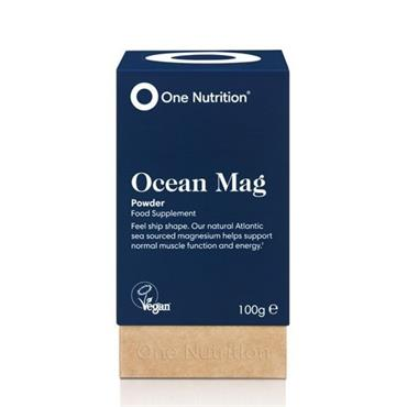 One Nutrition Ocean Mag Sports Safe 100g Powder