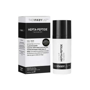 The Inkey List Hepta Peptide 30Ml