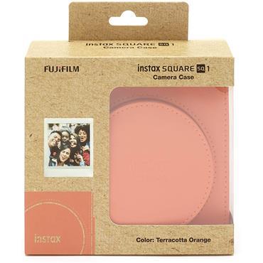Instax Square SQ1 Camera Case Terracotta Orange