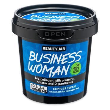 Beauty Jar Business Woman 3 Min Mask For Damaged Hair 150G