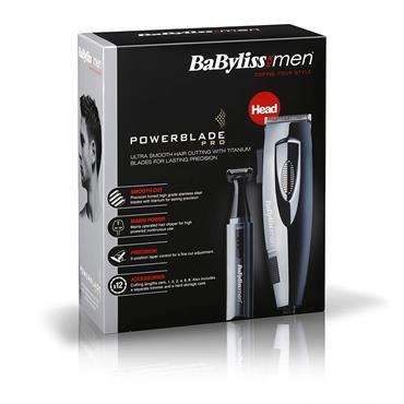 BaByliss for Men Power Blade Pro Clipper | 7456U