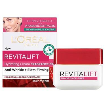 L'Oreal Paris Revitalift Fragrance Free Lifting Day Cream 50ml