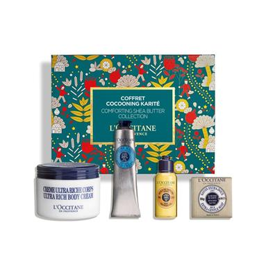 L'Occitane Comforting Shea Butter Collection