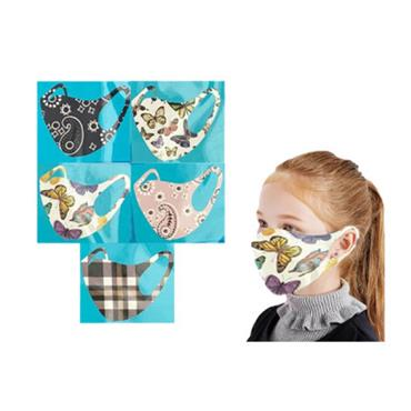 PPE Kids 3D Face Mask With Print