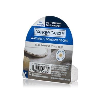 Yankee Candle Baby Powder Wax Melt