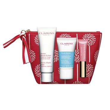Clarins Beauty Flash Balm Holiday Set
