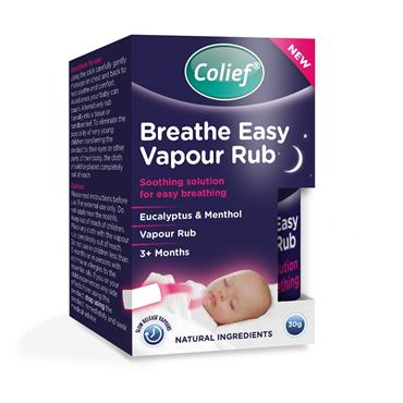 Colief Breathe Easy Rub