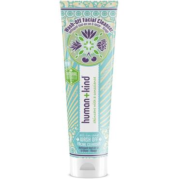 Human + Kind Wash Facial Cleanser 100ml