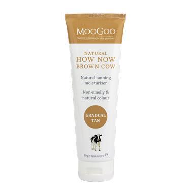 Moogoo How Now Brown Cow Tanning Cream 120g