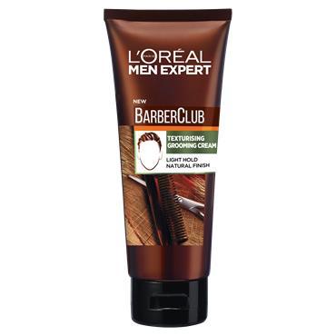 L'Oreal Paris Men Expert Barber Club Natural Look Hair Styling Cream 100ml