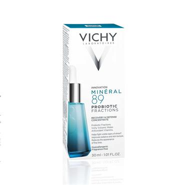 Vichy Minéral 89 Probiotic Fractions Recovery & Defence Serum