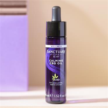 Sanctuary Wellness Calming CBD Oil 45ml