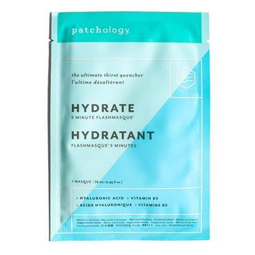 Patchology FlashMasque Hydrate 5 Minute Sheet Mask  (Single)