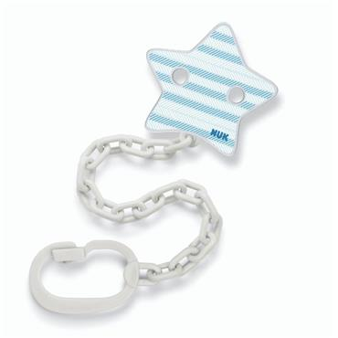 NUK Star Soother Chain