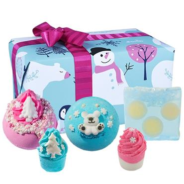 Bomb Cosmetics Gift Wrapped Worth Melting For
