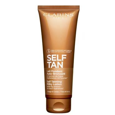 Clarins Self Tan Milky Lotion 125ml