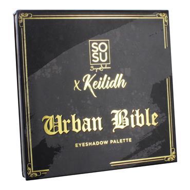 SOSU by Suzanne Jackson X Keilidh Urban Bible Eyeshadow Palette