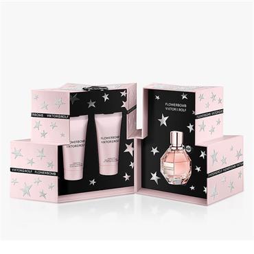 Viktor & Rolf Flowerbomb Eau de Parfum 50ml Fragrance Gift Set