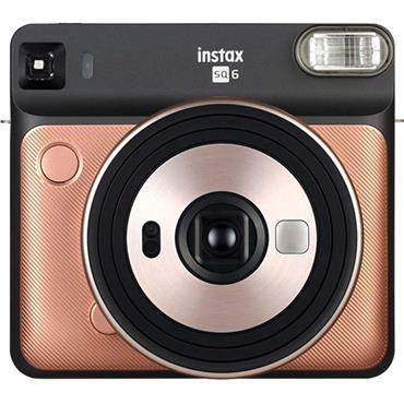 Instax Square SQ6 Instant Film Camera Blush Gold