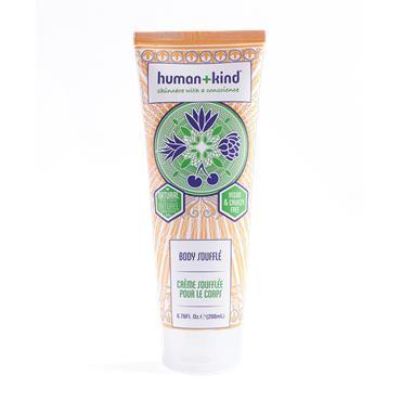 Human + Kind Body Soufflé In A Tube 200ml