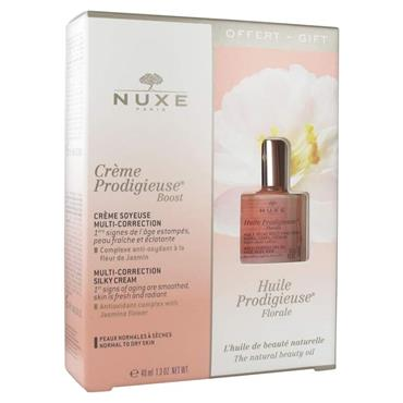 Nuxe Crème Prodigieuse Boost Multi-Correction Silky Cream + FREE Prodigieuse Oil