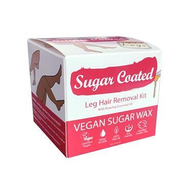 Sugar Coated Leg Hair Removal Kit 200g