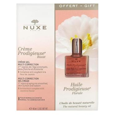 Nuxe Crème Prodigieuse Boost Multi-Correction Light Cream + FREE Prodigieuse Oil