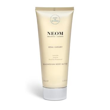 Neom Organics Real Luxury Magnesium Body Butter 200ml