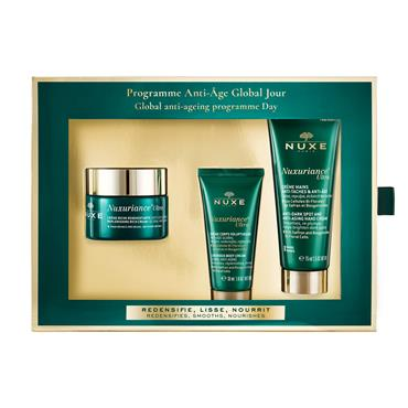 Nuxe Nuxuriance Ultra Day + Free Hand + Body 30ml Set