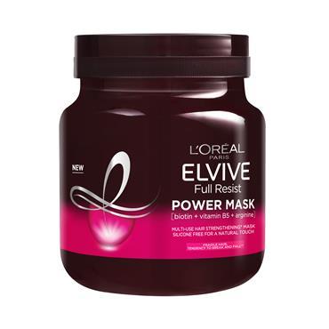 L'Oreal Paris Elvive Full Resist Fragile Hair Multi-Use Hair Strengthening Power Mask 680ml