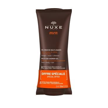 Nuxe Men Shower Gel 2 x 200ml