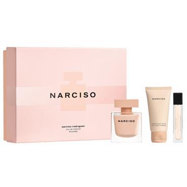 Narciso Rodriguez Narciso Poudree 90ml Eau De Parfum Gift Set