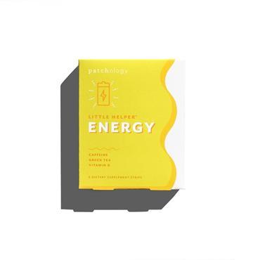 Patchology Little Helper Supplement Strips Energy  (6 Pack)