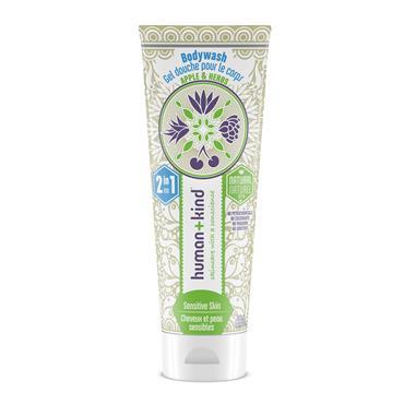 Human + Kind Bodywash Apple & Herbs 250ml