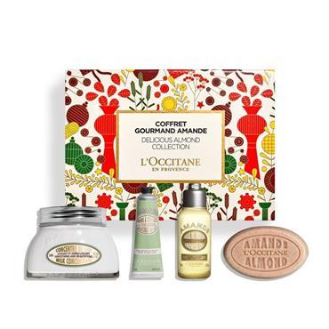 L'Occitane Delicious Almond Collection