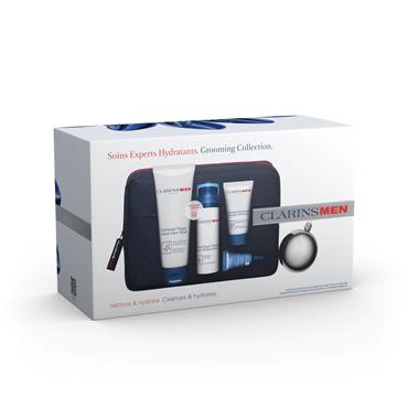 Clarins Men Grooming Gear Collection Gift Set