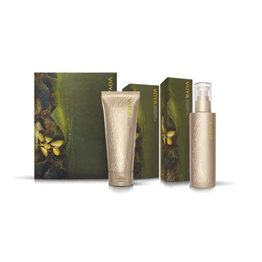 Voya Gift Set for Body: Softly Does It, Squeaky Clean 2 x 200ml
